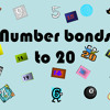Number Bond Beats To 20