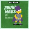 Bruno Mars vs Bart Simpson - The Lazy Bartman (SkyMash)