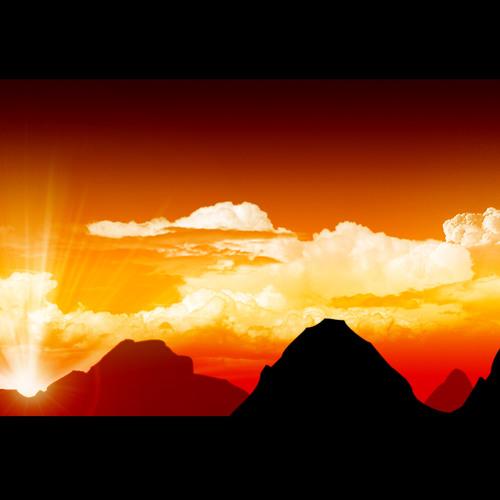 Sun Rise Clip