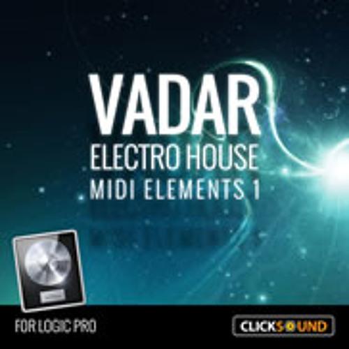Vadar Electro House Midi Elements Vol.1