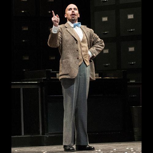 THE CONSUL: ALEX MANSOORI as Nika Magadoff