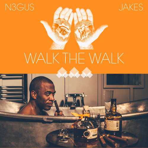 N3GUS Feat. Jakes - Walk The Walk - PWR008 - MistaJams Radio Ripper 11:02:14