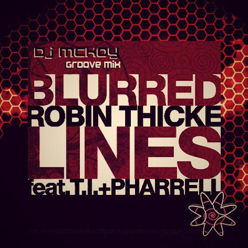 Blurred Lines - Dj Mckoy - Groove Mix