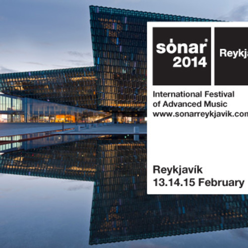 Árni² Live At Sonar Reykjavík (15.02.14)