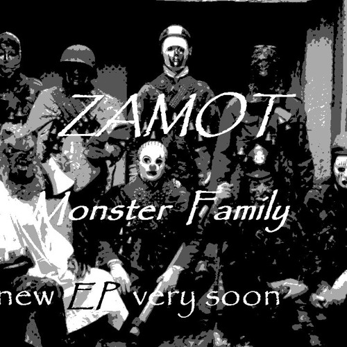 ZAMOT-Monster Family--
