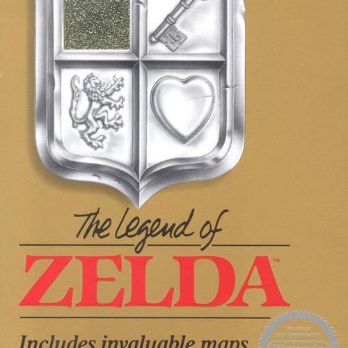 (NES) Legend of Zelda - Overworld