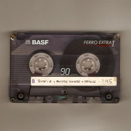 DJ Trace with Ryme Tyme & 5ive-O - Kool FM (94.5) - 9th July 1995