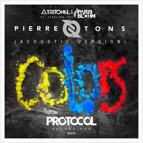 Colors (Pierre & Tons Acoustic Version) - Tritonal & Paris Blohm ft Sterling Fox