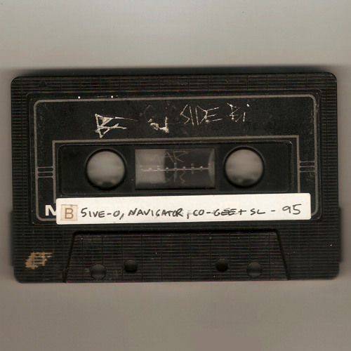 SL with 5ive-O, Navigator and MC Co-Gee - Kool FM (94.5) - 1995