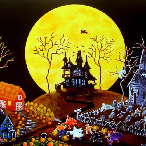 """""""A Halloween Evening Waltz"""""""