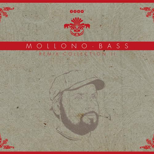 "Dub im Klub(org. Kombinat100) ""Mollono.Bass - Remix Collection II"" 3000Grad CD008 snippet"