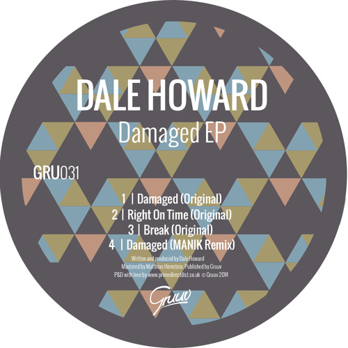 Dale Howard - Damaged (original)
