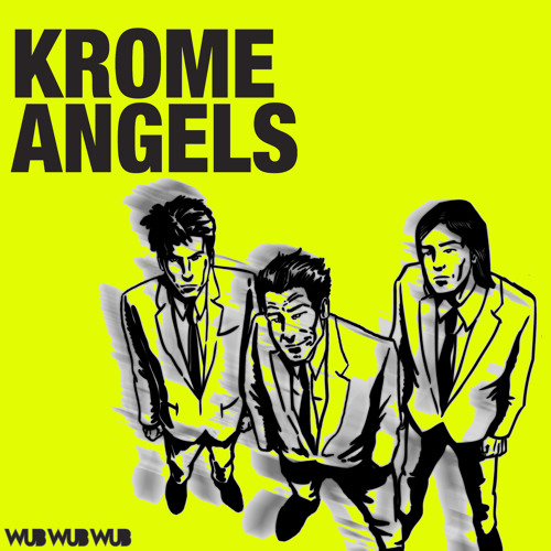 Krome Angels Album Mix