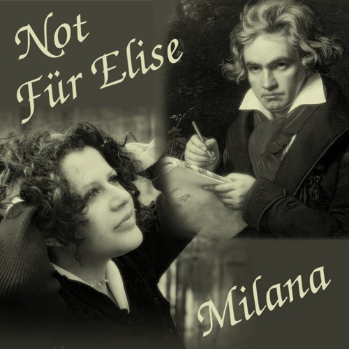 Not Für Elise - Tribute to two Masters (read description) - by Milana