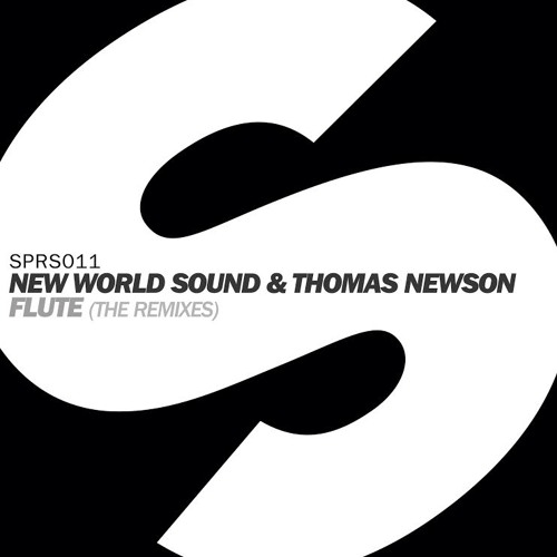 Flute by New World Sound & Thomas Newson (Tomsize & Simeon Festival Trap Remix)
