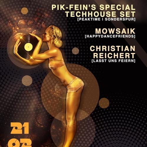 PIK-FEIN @ HOUSE SPIRIT ⎥ Stereobar - Frankfurt ⎥ 21.2.14