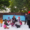 This is what it sounds like when you put Miami babies on a pile of snow