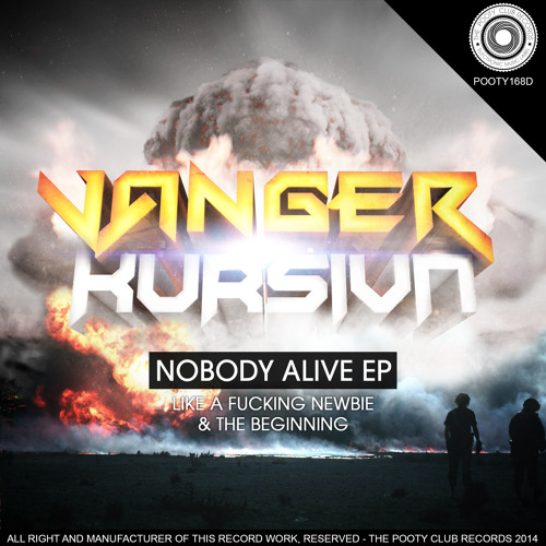 Vanger & Kursiva - Like A Fucking Newbie (Original Mix)