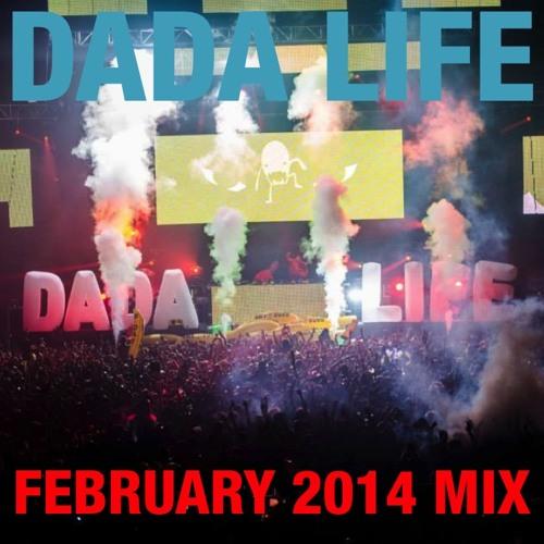 Dada Life - February 2014 Mix