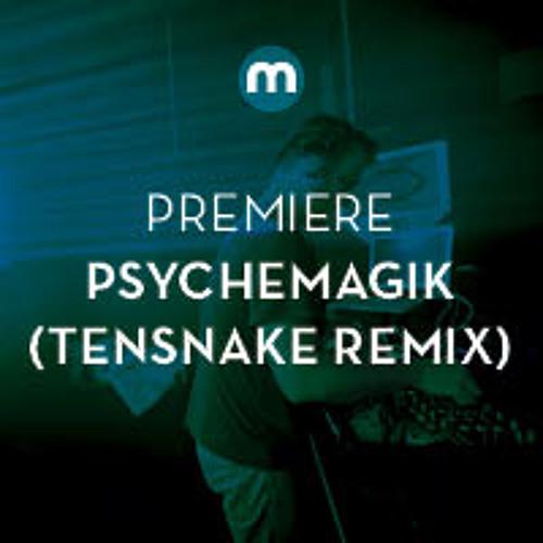 Premiere: Psychemagik 'Black Noir Schwarz' (Tensnake Remix)