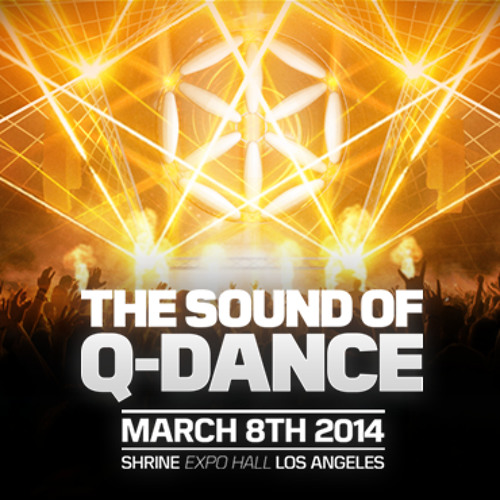 The Sound of Q-dance LA | Radio Special by James Bayliss | Episode 1