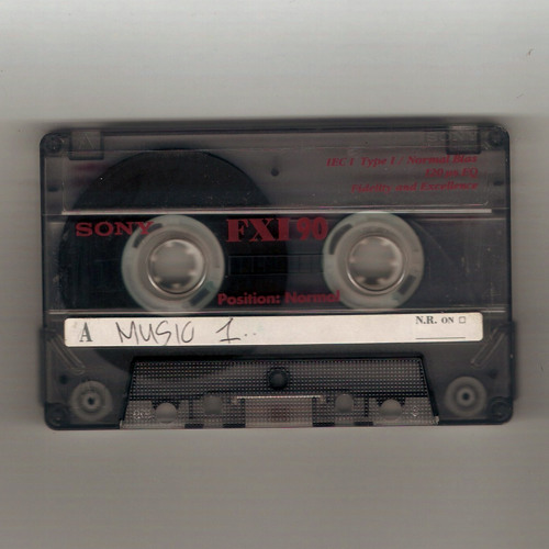 DJ Ron & SL with MC 5ive-O - Kool FM (94.5) - 1995