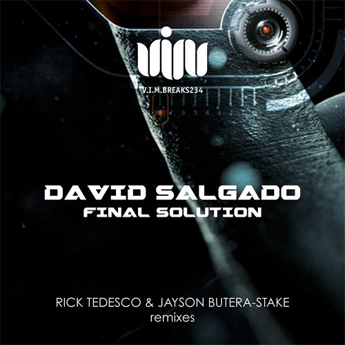 David Salgado - Final Solution (Jayson Butera & Rick Tedesco Remix) [VIM Records in Late March]