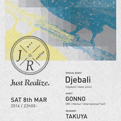 Just Realize. Podcast 004 - Djebali