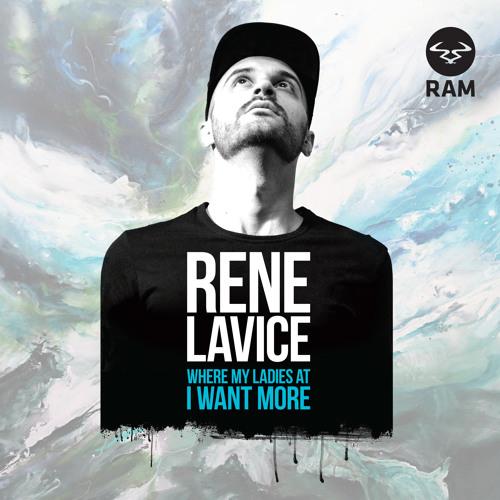 Rene LaVice - I Want More (Friction, BBC Radio 1)