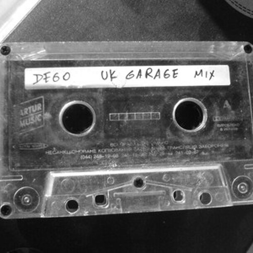 Bring Back The 90's Garage Mix