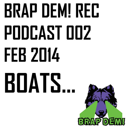 BDR PODCAST 002 FEB14 BOATS
