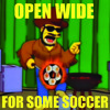 Open Wide For Some Soccer: Episode 34