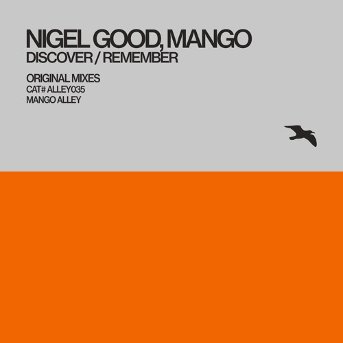 ALLEY035 NIGEL GOOD, MANGO Discover / Remember