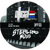 OFFICIAL:001B (vinyl) - STERLING MOSS - BRING THE BASS -