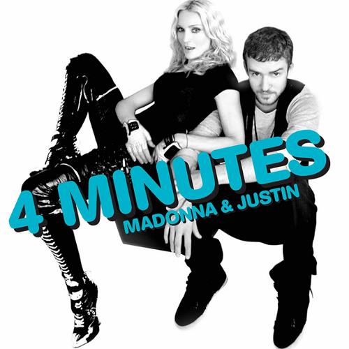 Madonna (feat. Justin Timberlake and Timbaland) - 4 minutes (Zac Dal Santo Bootleg)