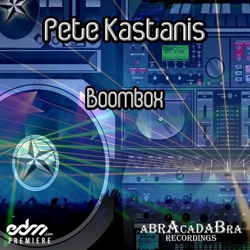 Boombox by Pete Kastanis - EDM.com Premiere