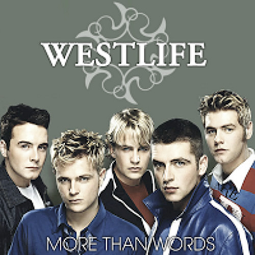More Than Words Westlife Cover By Tbaji