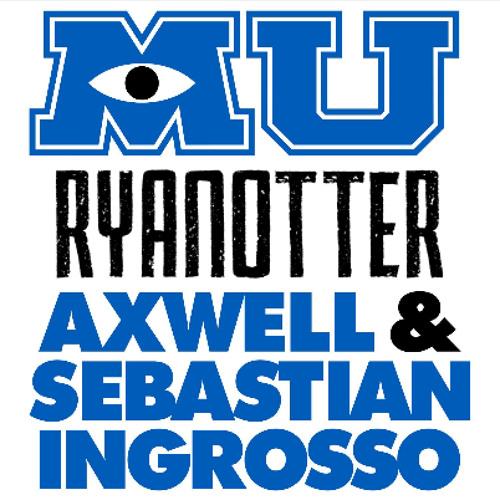 """Axwell ft. Ingrosso - Monster's University """"Roar"""" (RyanOtter Remix)"""