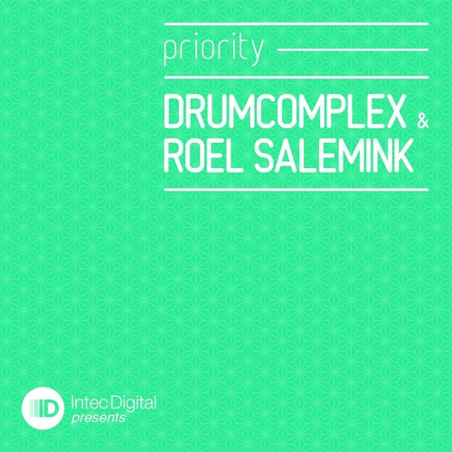 Drumcomplex & Roel Salemink - Switch [Intec]