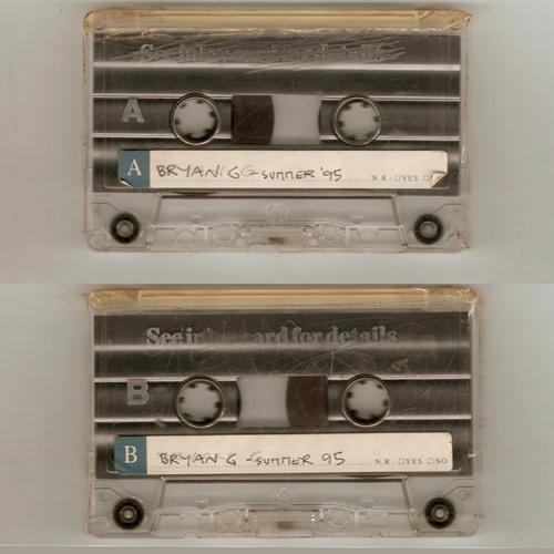Bryan Gee - Kool FM (94.5) - Summer 1995