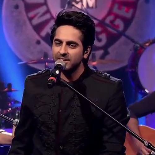 Ayushmaan Khurrana - Pani da rang - MTV unplugged Season 2