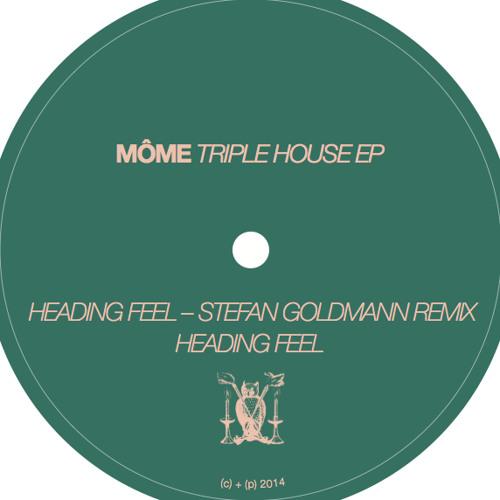 Môme - Triple House EP - Victoriaville rec. /w Stefan Goldmann remix