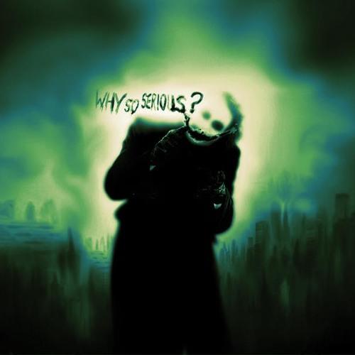 Why So Serious (Original Mix) - Jake Baschiera [Sinthetik Records]