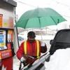Pumping Gas On A Cold Morning - John Derringer - 02/26/14