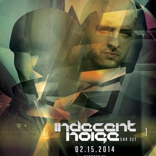 Indecent Noise LIVE @ #NOI5E, Toronto, Canada (15.02.14)