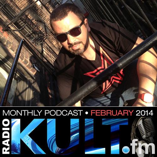 Eddie Cumana - KULT.fm PODCAST (February 2014)