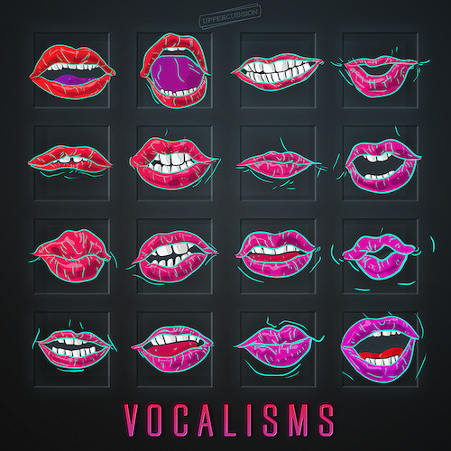 Uppercussion - Vocalisms