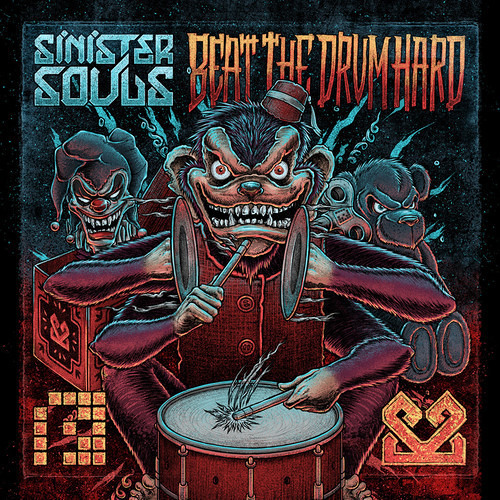 Sinister Souls - Beat The Drum Hard (Kanji Kinetic Remix)