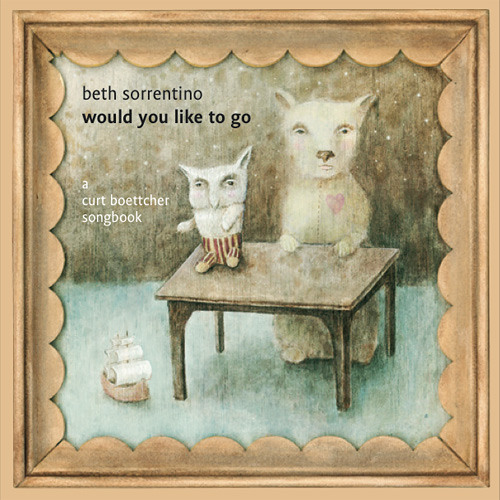 Beth Sorrentino: I Just Want To Be Your Friend