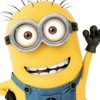 Happy from despicable me 2